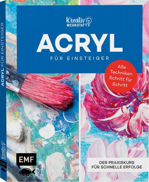 Edition Michael Fischer Acryl für Einsteiger – Grundlagen