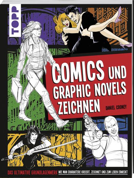 Comics und Graphic Novels zeichnen (Daniel Cooney)   frechverlag