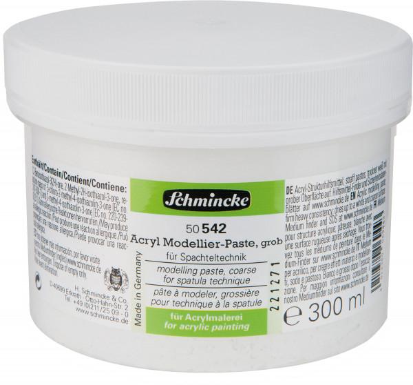 Schmincke Acryl Modellier-Paste, grob