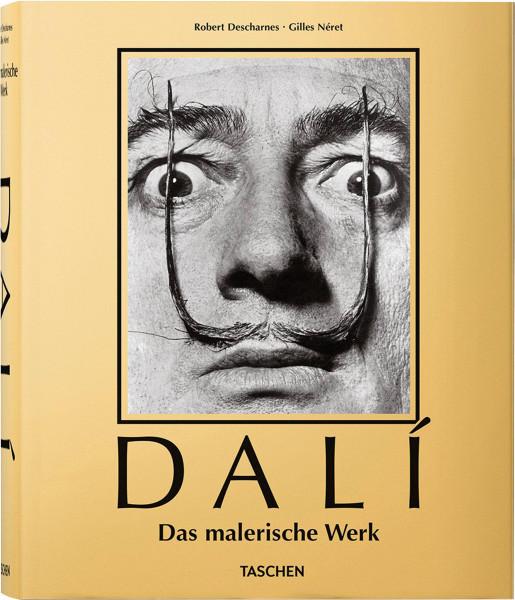Dalí: Das malerische Werk (Robert Descharnes, Gilles Néret)   Taschen Vlg.