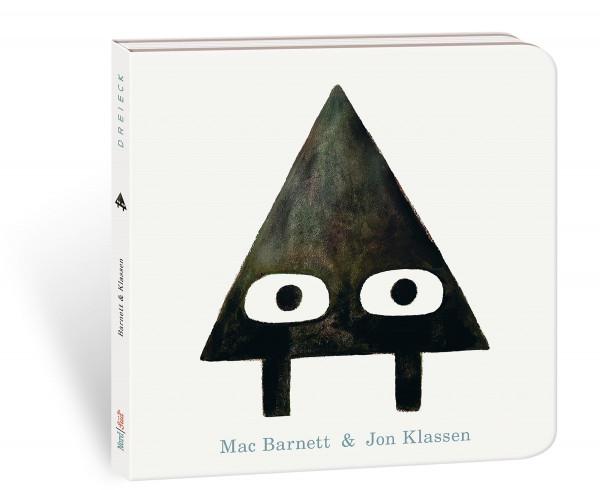 Dreieck (Mac Barnett, Jon Klassen) | NordSüd Vlg.