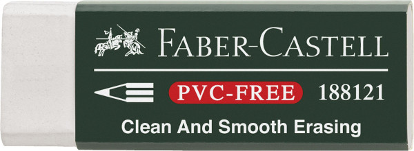 Faber-Castell Vinyl-Radierer