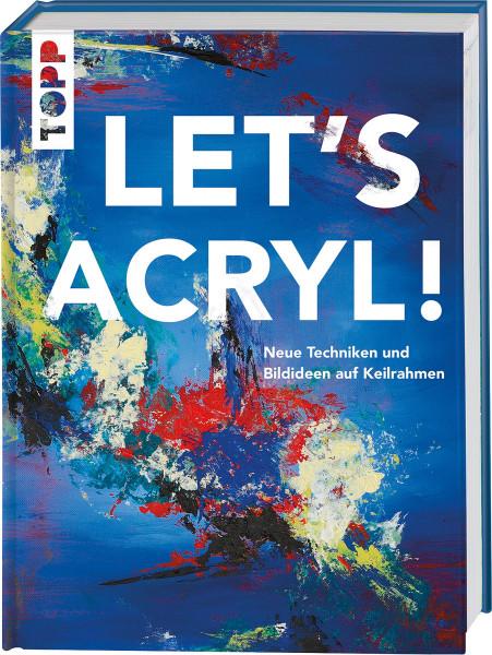 frechverlag Let's Acryl!
