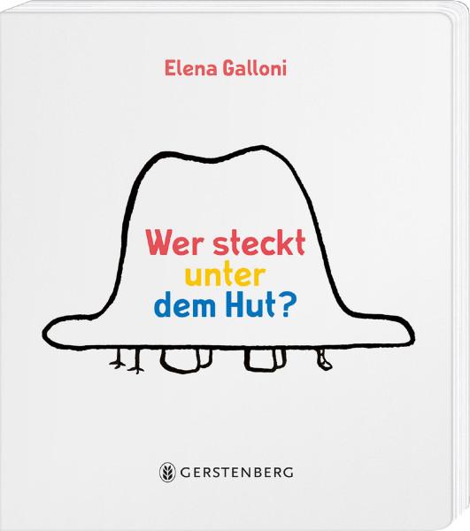 Gerstenberg Verlag Wer steckt unter dem Hut?