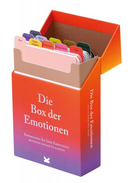 Laurence King Verlag Die Box der Emotionen