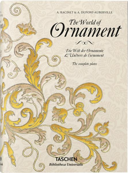 Taschen Verlag Racinet – Die Welt der Ornamente