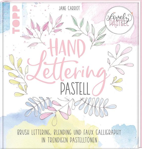 frechverlag Lovely Pastell – Handlettering Pastell