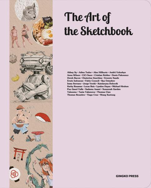 Gingko Press The Art of the Sketchbook