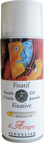 Sennelier D'Artigny-Fixativ für Ölpastelle