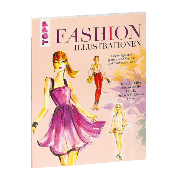 frechverlag Fashion Illustrationen