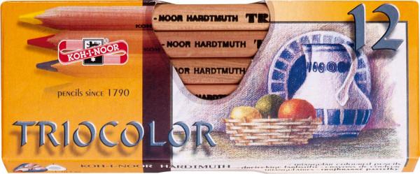 Koh-I-Noor Triocolor Farb-Riese