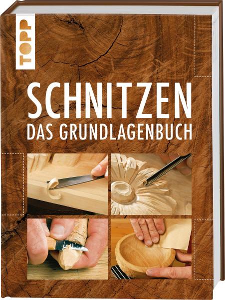 Reinhold Büdeker, Karsten Selke: SCHNITZEN. Das Grundlagenbuch. Mit Online-Tutorialvideos