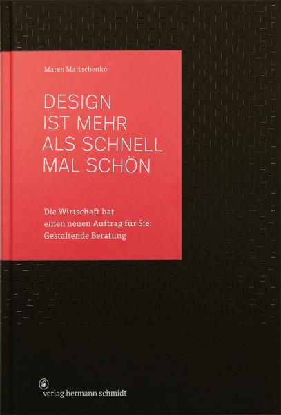 Verlag Hermann Schmidt Design ist mehr als schnell mal schön
