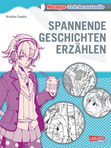 Carlsen Verlag Spannende Geschichten erzählen