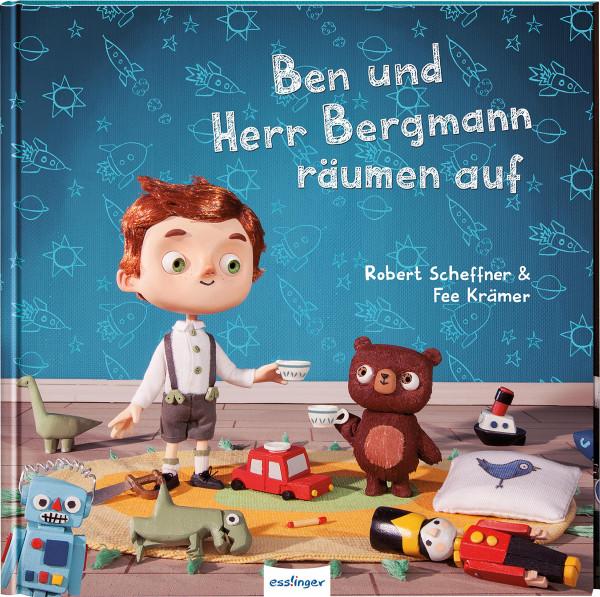 Thienemann-Esslinger Verlag Ben und Herr Bergmann räumen auf