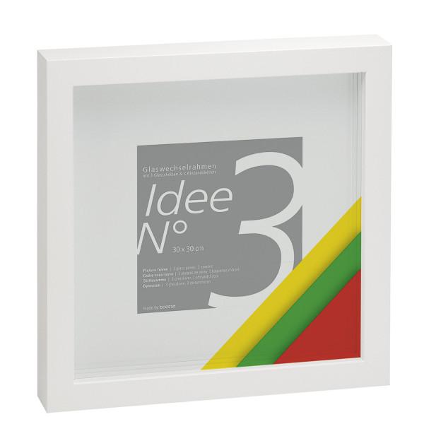 boesner Idee N° 3 Mehrglas-Objektrahmen