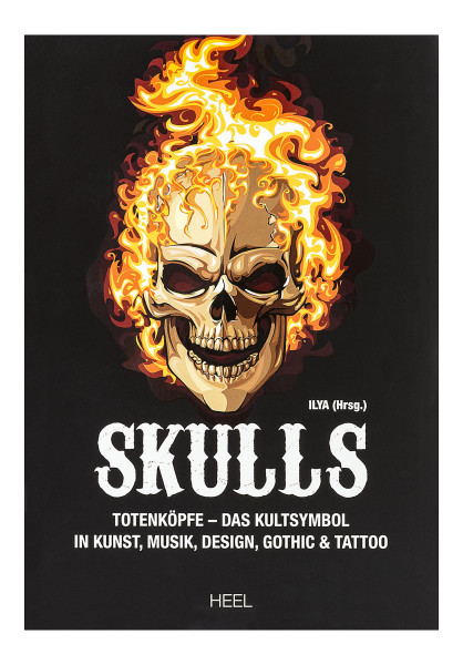 MONAT_2020-10_Okt: ILYA (Hrsg.): Skulls. Totenköpfe