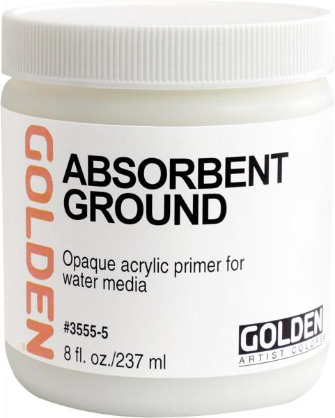 Golden Absorbent Ground | Gesso & Grounds