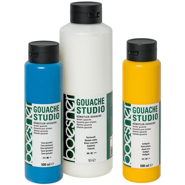 boesner Gouache Studio