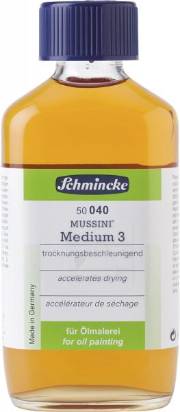 Schmincke – Mussini Medium 3